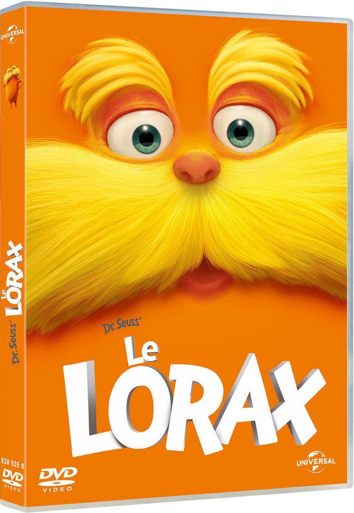 Le Lorax = The Lorax / Kyle Balda, Chris Renaud, réal.  