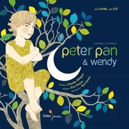 Peter Pan & Wendy / texte de James Matthew Barrie   Barrie, James Matthew (1860-1937). Auteur
