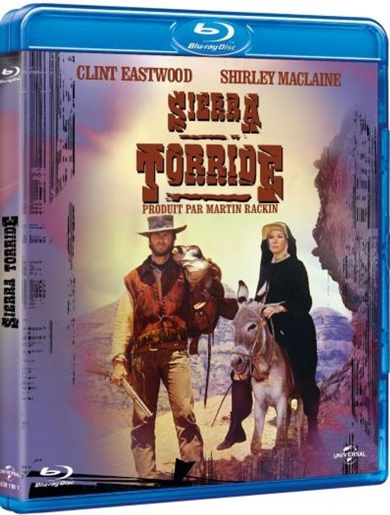 Sierra torride = Two Mules for Sister Sara / Don Siegel, réal.   Siegel, Don (1912-1991). Réalisateur