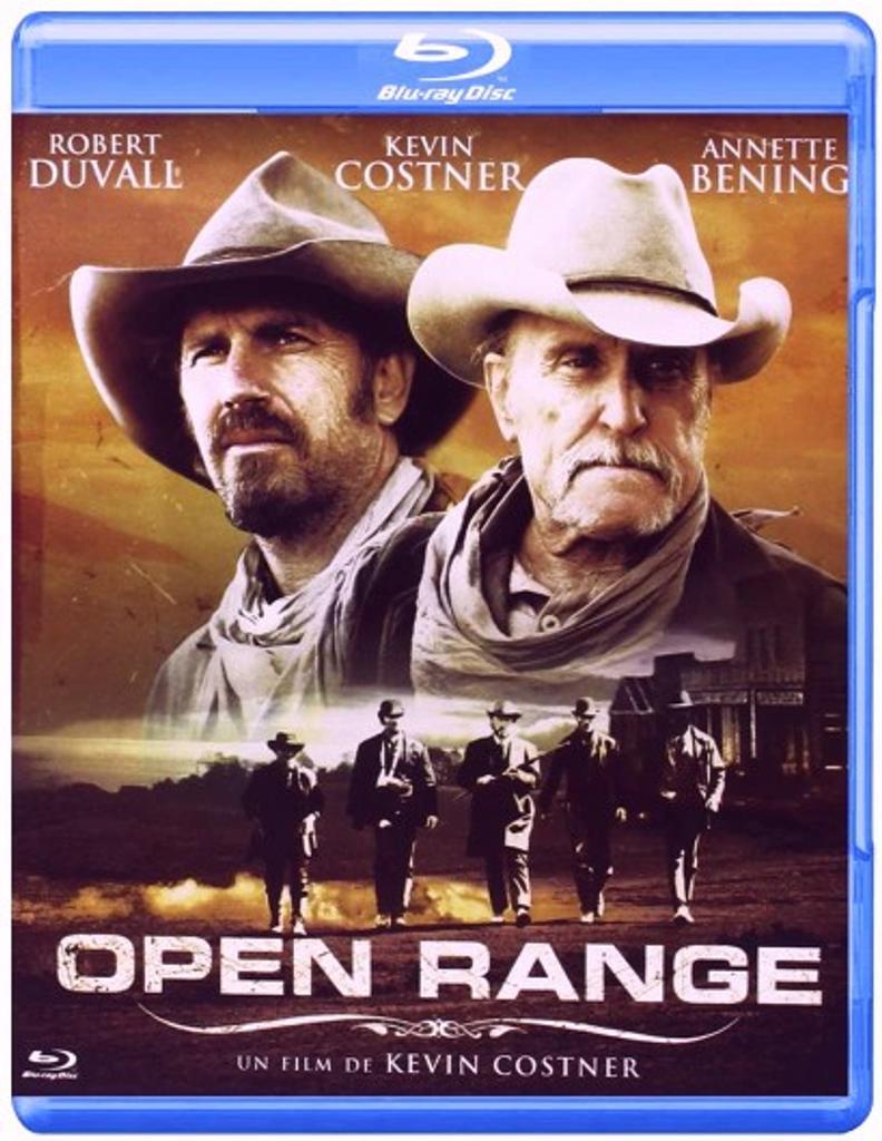Open range / Kevin Costner, réal.   Costner, Kevin (1955-....). Réalisateur. Scénariste