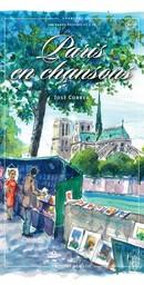 BD music : Paris en chansons / José Correa, illustrateur  