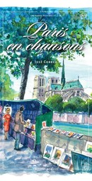 BD music : Paris en chansons / José Correa, illustrateur |