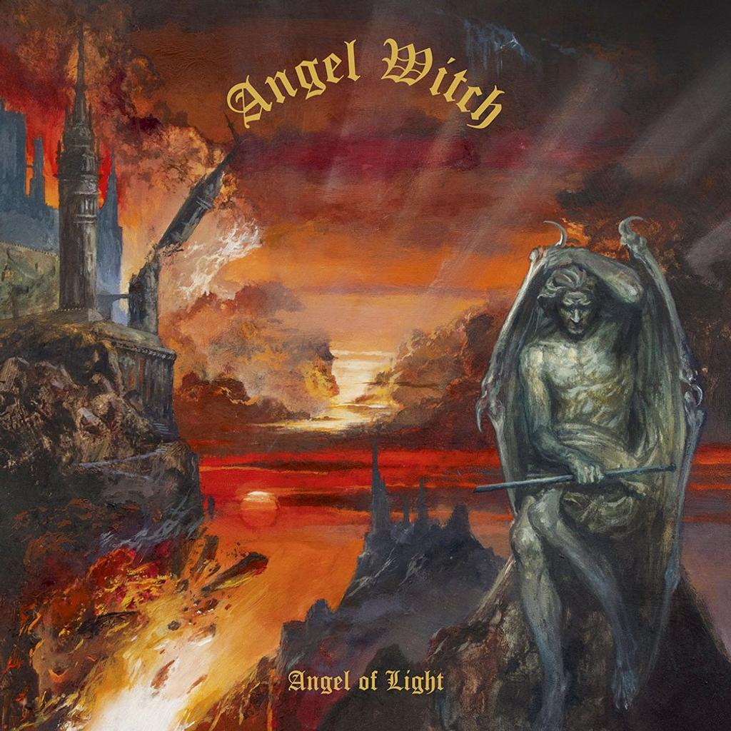 Angel of light / Angel Witch | Angel witch. Interprète