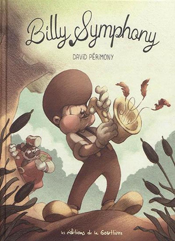 Billy Symphony / David Périmony | Périmony, David. Auteur