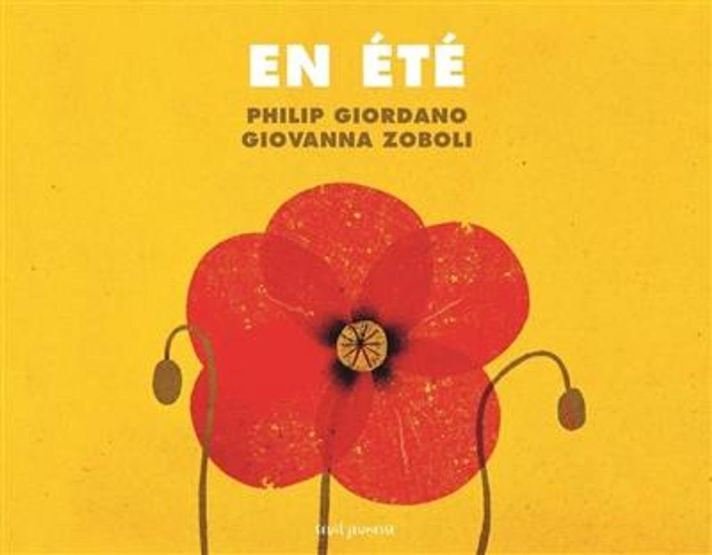 En été, en hiver / Philip Giordano, Giovanna Zoboli | Giordano, Philip (1980-....). Auteur