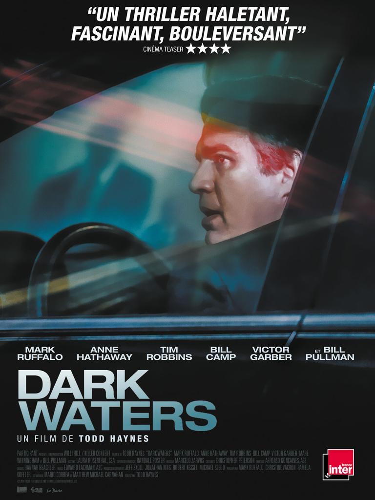 Dark Waters / Todd Haynes, réal.   Haynes, Todd. Réalisateur