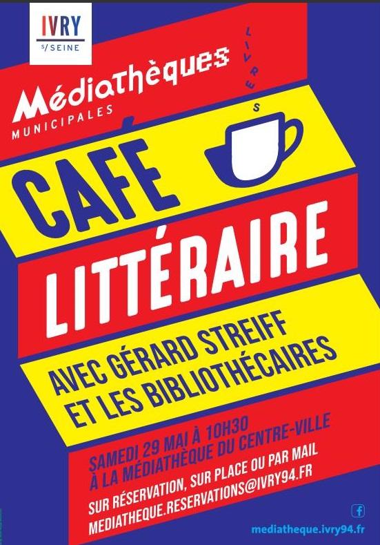 Café littéraire |
